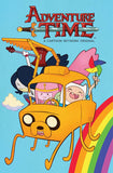 ADVENTURE TIME #67 SUBSCRIPTIONS GALLOWAY VAR