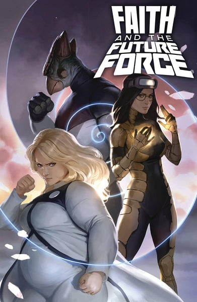 FAITH AND THE FUTURE FORCE #2 CVR A DJURDJEVIC - Kings Comics