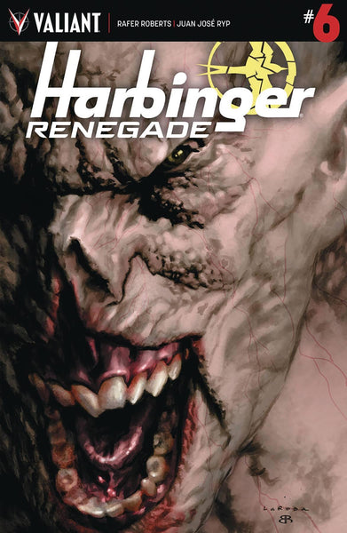 HARBINGER RENEGADE #6