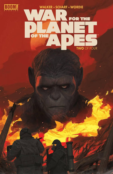 WAR FOR PLANET OF THE APES #2