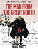 MAN FROM THE GREAT NORTH HC - Kings Comics