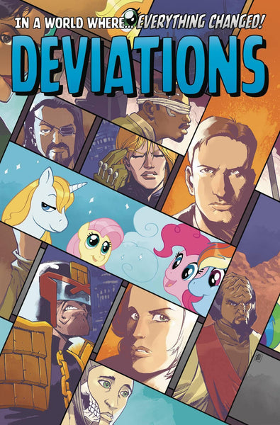 DEVIATIONS BETA TP