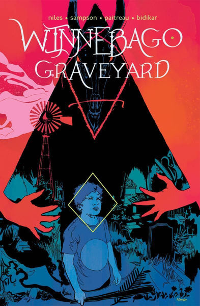 WINNEBAGO GRAVEYARD TP VOL 01
