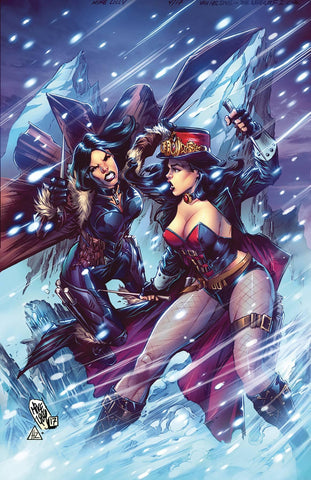 VAN HELSING VS THE WEREWOLF #2