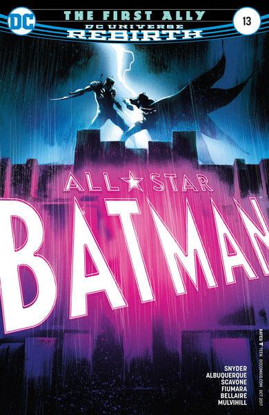 ALL STAR BATMAN #13