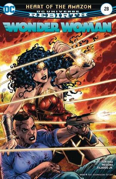 WONDER WOMAN VOL 5 #28