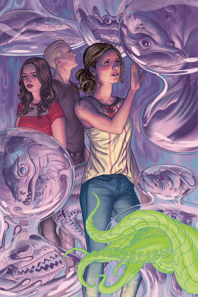 BUFFY SEASON 11 #10
