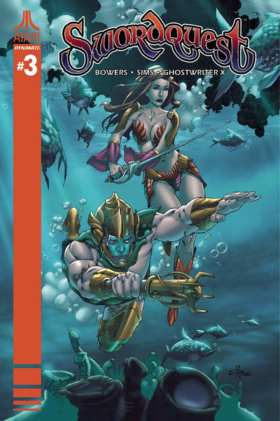 SWORDQUEST #3 CVR C RUBI - Kings Comics