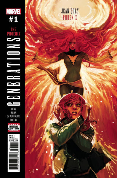 GENERATIONS PHOENIX & JEAN GREY #1 - Kings Comics