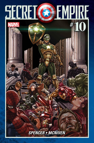 SECRET EMPIRE #10 SE