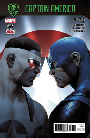 CAPTAIN AMERICA VOL 8 #25 SE