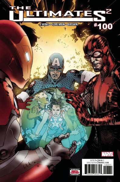 ULTIMATES (SQUARED) #100
