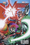AVENGERS VOL 6 #10 STEVENS MARVEL VS CAPCOM VAR SE - Kings Comics