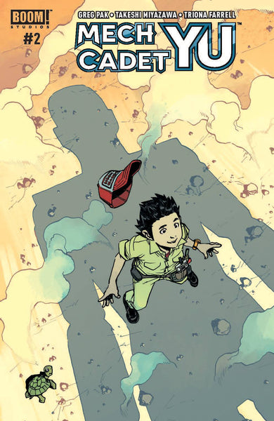 MECH CADET YU #2 - Kings Comics