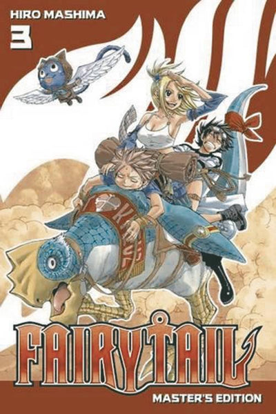 FAIRY TAIL MASTERS ED TP VOL 05