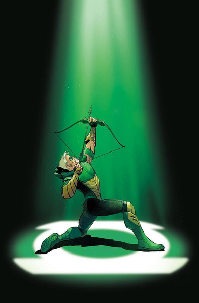 GREEN ARROW VOL 7 #30