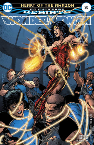 WONDER WOMAN VOL 5 #30