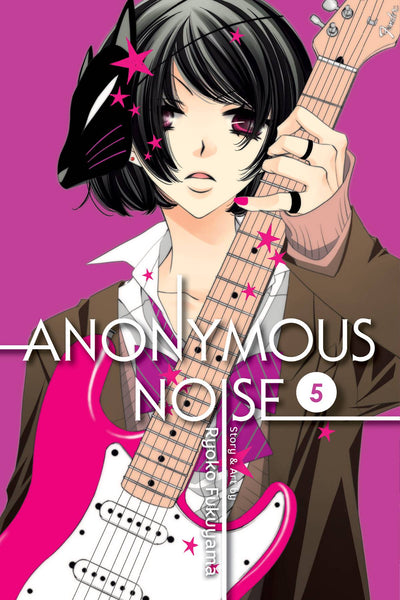 ANONYMOUS NOISE GN VOL 05