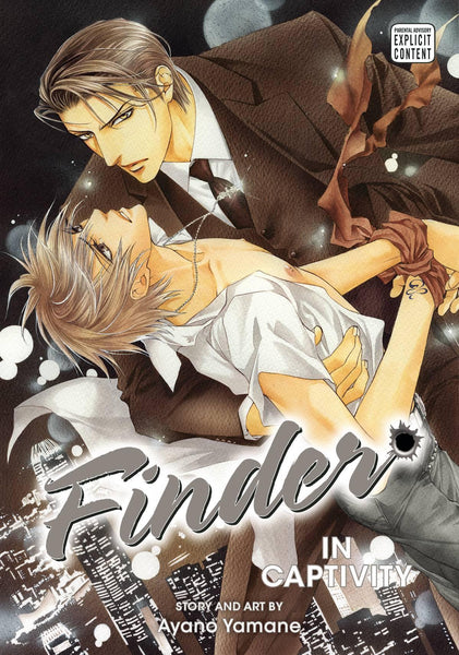 FINDER DELUXE ED GN VOL 04 IN CAPTIVITY
