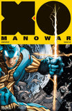 X-O MANOWAR VOL 4 #8 CVR B POLLINA - Kings Comics