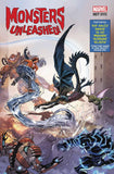 MONSTERS UNLEASHED VOL 2 #7 MORA LH VAR LEG
