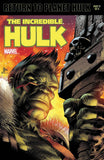 INCREDIBLE HULK VOL 4 #709 DEODATO LH VAR LEG