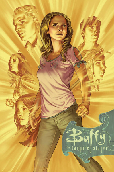 BUFFY SEASON 11 #12 MAIN