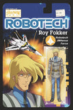 ROBOTECH VOL 3 #4 CVR C ACTION FIGURE VAR - Kings Comics