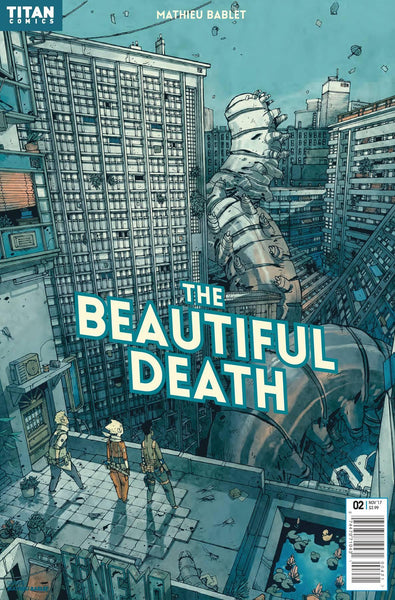 THE BEAUTIFUL DEATH #2