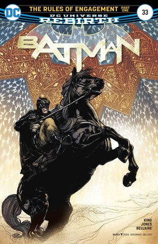 BATMAN VOL 3 #33