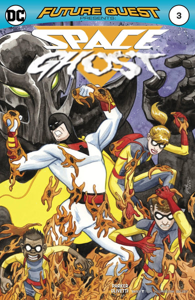FUTURE QUEST PRESENTS #3 VAR ED