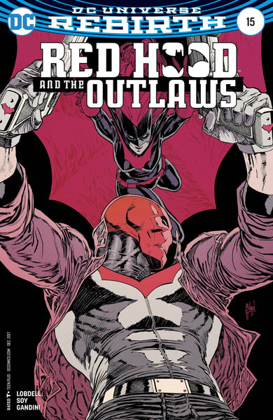 RED HOOD AND THE OUTLAWS VOL 2 #15 VAR ED