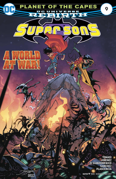 SUPER SONS #9
