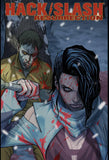 HACK SLASH RESURRECTION #1 CVR B CASELLI
