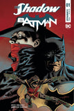 SHADOW BATMAN #1 CVR H TIMPANO EXC SUBSCRIPTION VAR