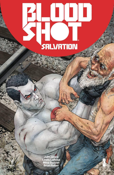 BLOODSHOT SALVATION #3 CVR A ROCAFORT