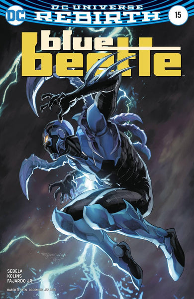 BLUE BEETLE VOL 9 #15 VAR ED