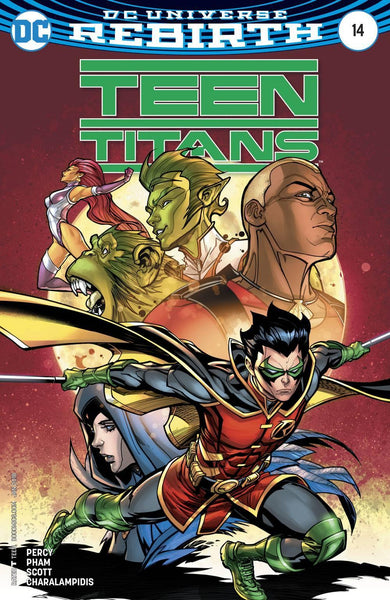 TEEN TITANS VOL 6 #14 VAR ED - Kings Comics