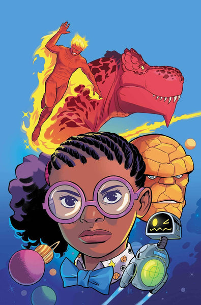 MOON GIRL AND DEVIL DINOSAUR #25 LEG