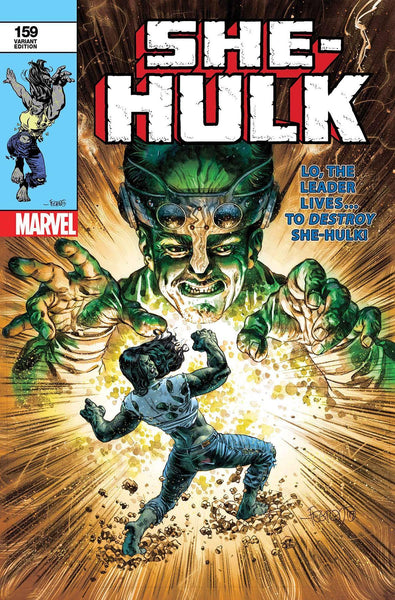 SHE-HULK VOL 3 #159 FEGREDO LH VAR LEG