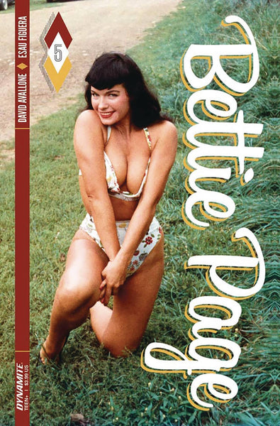 BETTIE PAGE #5 CVR C PHOTO
