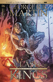 GAME OF THRONES CLASH OF KINGS #6 CVR B RUBI