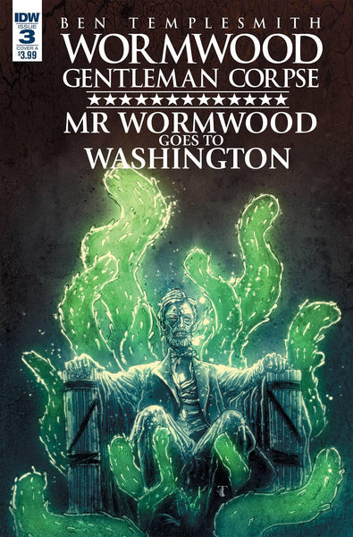 WORMWOOD GOES TO WASHINGTON #3 CVR A TEMPLESMITH