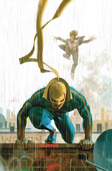 IRON FIST VOL 5 #75 LEG