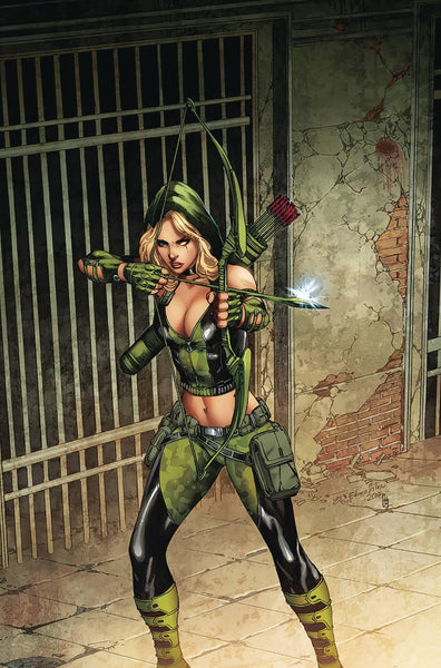 ROBYN HOOD THE HUNT #6 CVR A BIFULCO
