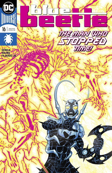 BLUE BEETLE VOL 9 #16
