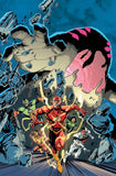 JUSTICE LEAGUE VOL 3 #35