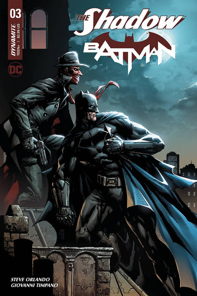 SHADOW BATMAN #3 CVR C DESJARDINS - Kings Comics