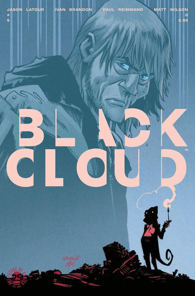 BLACK CLOUD #6 - Kings Comics