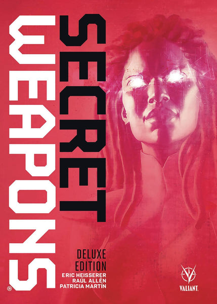 SECRET WEAPONS HC VOL 01 DLX ED - Kings Comics
